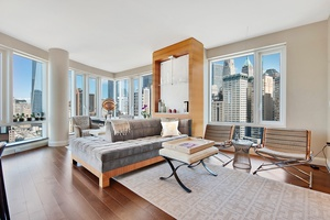Picture perfect Battery Park 3 bedroom, VIEWS, STORAGE & STYLE